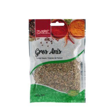 Gros Anis en Grain 50g