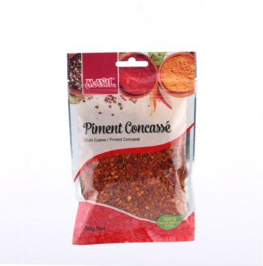 Piment Concasse 50g