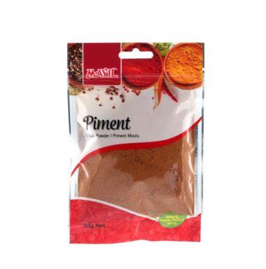 Piment en poudre 50g